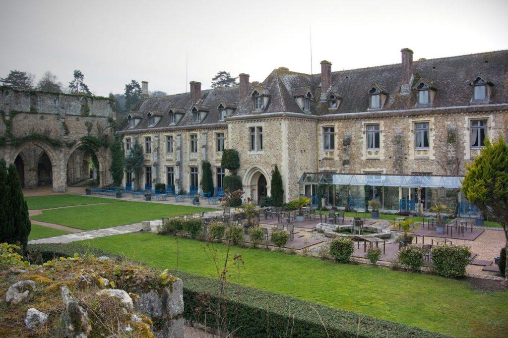 Abbaye de Vaux le Cernay