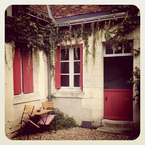 Au coeur des vignes - Maison d'hôtes - Tours