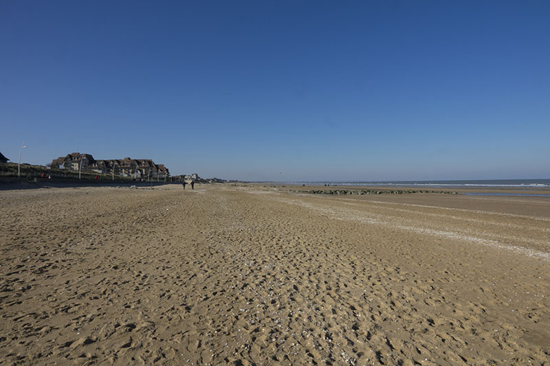 Cabourg-plage-gregoryloth.fr